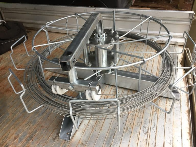 Fenceline Solutions Wire Spinner