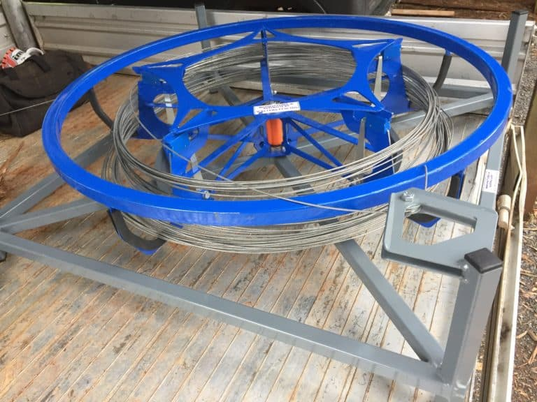 Walters Wire Spinner