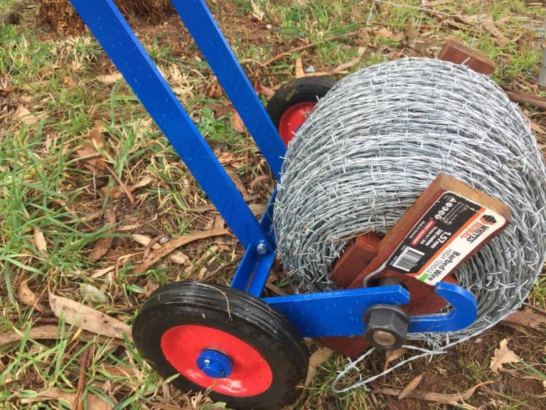 Barbed Wire Trolley
